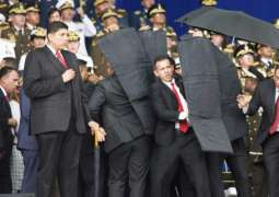 Law Enforcers Surrounding Caracas District Allegedly Captured by Servicemen - Reports