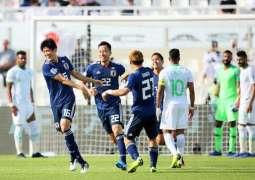 Round of 16: Japan 1-0 Saudi Arabia