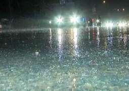 Sialkot receives light rain