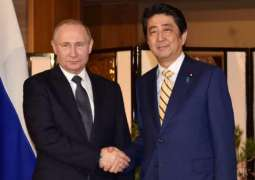 Kremlin says peace talks with Japan a 'drawn out' process