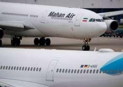 Germany sanctions Iran airline over regime links