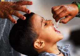 Polio drive kicked off in Larkana