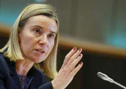 EU's Mogherini Hopes Contact Group on Venezuela to Meet in Coming Weeks