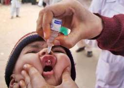 Anti-polio campaign inaugurated in Jhang