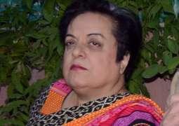 Helpline 1099 addressed 6447 cases of women, 140 of children: Dr Shireen Mazari