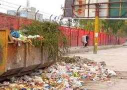 Sindh Solid Waste Management Board starts rainwater drainage in city Karachi