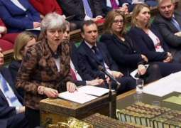 British Prime Minister says will return to EU to discuss Irish backstop