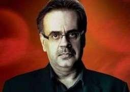 Dr Shahid Masood had a mini stoke in jail