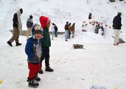 CTP advises tourists not to make unnecessary visits to Murree during snowfall