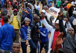 Zimbabwe Gov't, Opposition Blame Each Other for Fuel Protests' Violence, Call For Peace