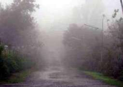 Rain-thunderstorm expected in most parts, fog  likely in plain areas 22 Jan 2019
