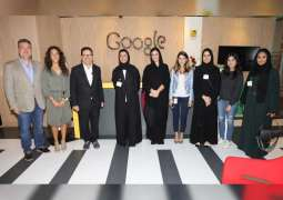 Culture Minister visits Google to discuss plans on digitising cultural content