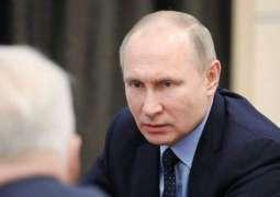 بوتين: نستعد لتنظيم قمة بصيغة