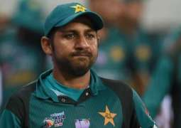 Sarfraz Ahmed suspended for four matches over racist comments