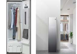 LG Styler Heralds Future of Total Clothing Care