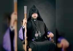مطران الكنيسة الأرمنية : زيارة البابا فرنسيس للإمارات حدث تاريخي