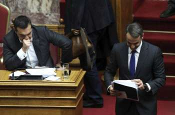 Greece's Tsipras Poised to Win Confidence Vote as Coalition Collapses Over Macedonia Deal