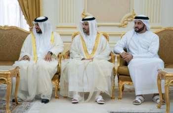 Sharjah Ruler receives Armenian President