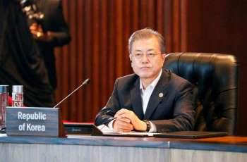 South Korean President Moon Jae-in's approval rating stays high on economic drive: poll