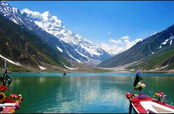 Pakistan taking steps to revive tourism