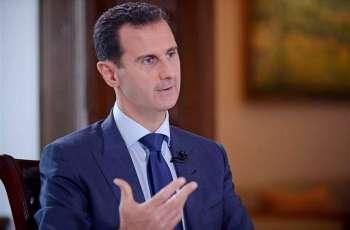 Assad Announced Intention to Visit Crimea - Lawmaker Belik