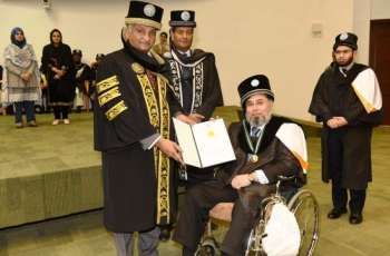 Around 700 graduate at NUST Combined Convocation