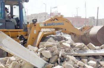 Operation against encroachments starts in Chishtian