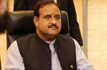 Chief Minister Punjab, Sardar Usman Buzdar condoles death of Dr Zaheer Ahmad
