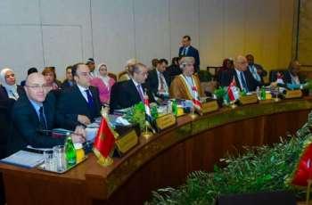 اللجنة الوزارية المعنية بالمتابعة والإعداد للقمة العربية التنموية تعقد اجتماعها في بيروت