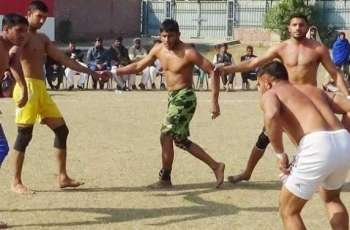 Kabaddi Championship paves way for more events: Divisional Commissioner Faisalabad