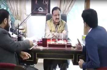 Chief Minister Sardar Usman Buzdar directs to speed up campaign against substandard food sellers