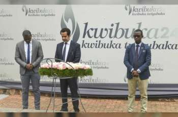 UAE Ambassador visits Kigali Genocide Memorial