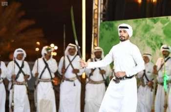 مركز تهامة بللحمر وبللسمر يحيي أمسية ثقافية في مهرجان