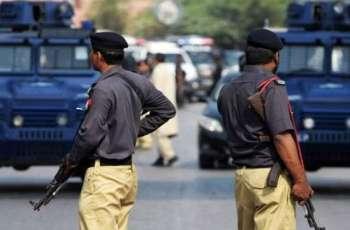 Police arrest 12 gamblers in Mardan