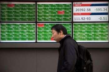 Tokyo stocks close lower on Brexit, US shutdown worries