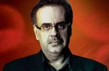Dr Shahid Masood had a mini stoke in jail