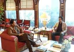 وزیراعظم عمران خان تون بنجائی وزیر آبی وسیلہ فیصل واوڈانا اوڑدہی