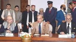 پی اے سی دی عملدرآمد اتے مانیٹرنگ سمیت اٹھ ذیلی کمیٹیاں قائم