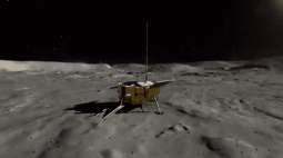 Chinese Lunar Rover on Moon's Far Side to Switch to Sleep Mode Until January 10 - CNSA
