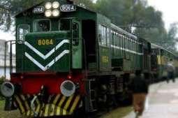 پاکستان ریلوے دی مال برداری توں آمدن اچ 6مہینے دوران نمایاں ودھارا تھئے