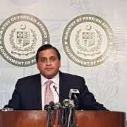 امن دی سِک کمزوری نہ سمجھو؛پاکستان سرجیکل سٹرائیک دا بھارتی دعویٰ مسترد کر ڈتے،ترجمان دفتر خارجہ بھارت دی کہین وی جارحیت دا منہ بھن جواب ڈے سگدوں،بھارت بھل اچ نہ راہوے،