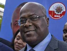 DR Congo ruling coalition 'takes note' of Tshisekedi's provisional win