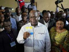 DRC President Election Important Step to Normalize Country's Situation - Moscow