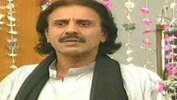 Iconic Actor of Sindh, versatile Gulab Chandio passes away