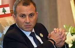 وزير الخارجية اللبناني: عودة اللاجئين قضية لا يمكن تجاهلها