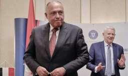 وزير الخارجية المصري يناقش مع نظيره الأردني تطورات القضية الفلسطينية والأزمة السورية
