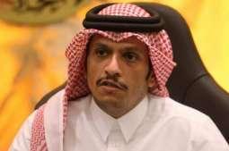 وزیر الخارجیة القطري : دولة القطر ستقوم باستثمار في لبنان لمساعدتہا في مجال الاقتصاد