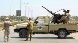 29 قتيلا و63 جريحا حصيلة اشتباكات شهدتها مناطق جنوب العاصمة الليبية- إسعاف طرابلس