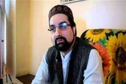 India must shun its aggressive approach on Kashmir:Mirwaiz Umar Farooq