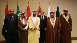 Abdullah bin Zayed participates in consultative meeting in Jordan